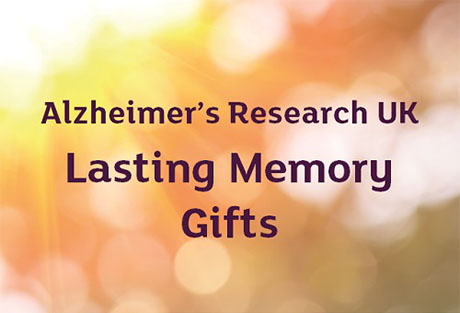 About Alzheimer's Research UK